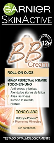 Foto de Garnier Lumino-Juventud - Bb Ojos Roll On Claro 7 ml