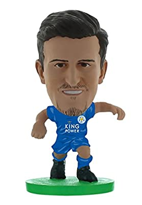 SoccerStarz SOC1197 Leicester Harry Maguire Home Kit Classic Figure