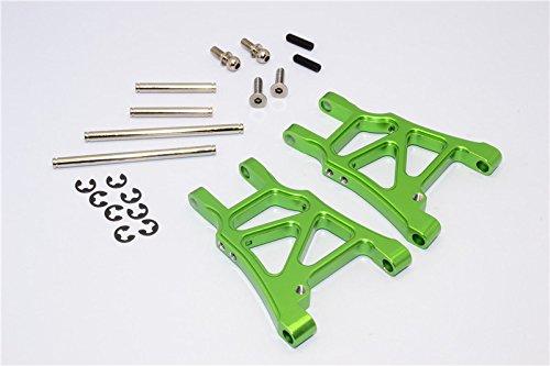HPI Sprint 2 Tuning Teile Aluminium Rear Arm With Screws & Pins & E-Clips - 1Pr Set - Eclip-pin
