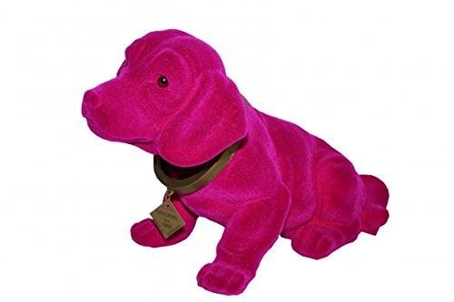 Preisvergleich Produktbild Großer Dackel: 29 cm - Pink