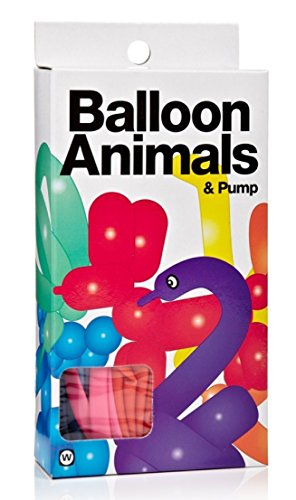 Worldwide Co - Animaux en ballon et pompe