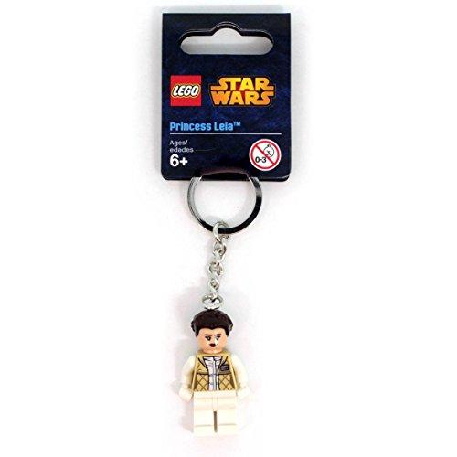 LEGO Star Wars Princess Leia Key Chain Baukasten–-Spiele Bau (6Jahr (E))