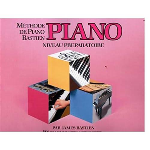Méthode de piano - preparatoire