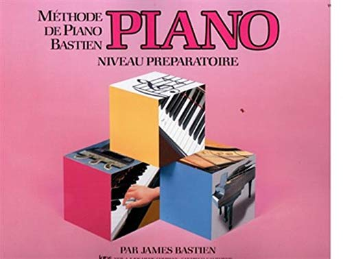 Méthode de piano - preparatoire