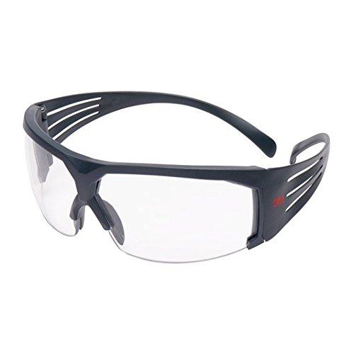 c52de30ca5 3M SF601SGAF Gafas de Seguridad, Montura gris, 1 unidad/caja