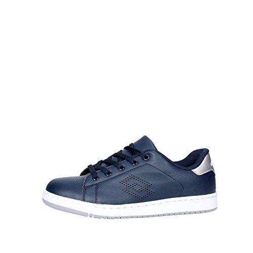 Lotto S7901 Sneakers Garçon Bleu