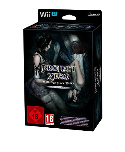 Project Zero: Maiden of Black Water - Limited Edition [Wii U] (Projects Black)