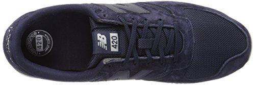New Balance U420, Running Mixte Adulte Bleu (Navy)