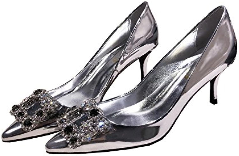 Gabor Esme Weiss Textile Femme Mules Chaussures femme