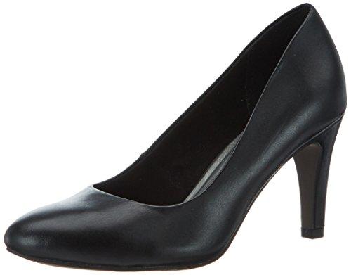 Tamaris 22451, Escarpins Femme Noir (BLACK 001)