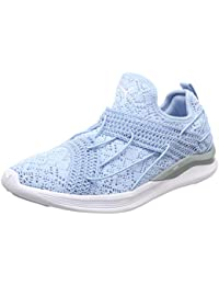 77035bec536f50 Puma Women s Ignite Flash Sensua Wn s Cerulean White Running Shoes-7 UK  India