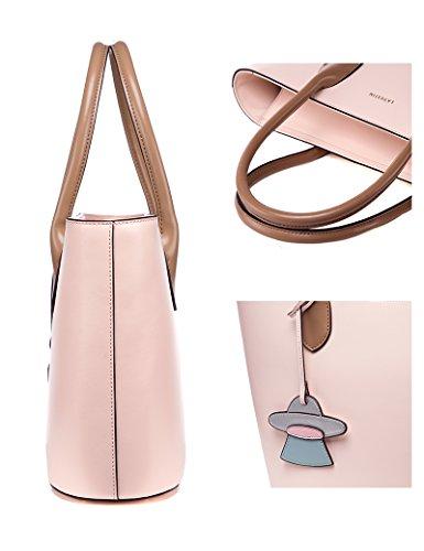 LA'FESTIN, Borsa tote donna Cinnamon Pink