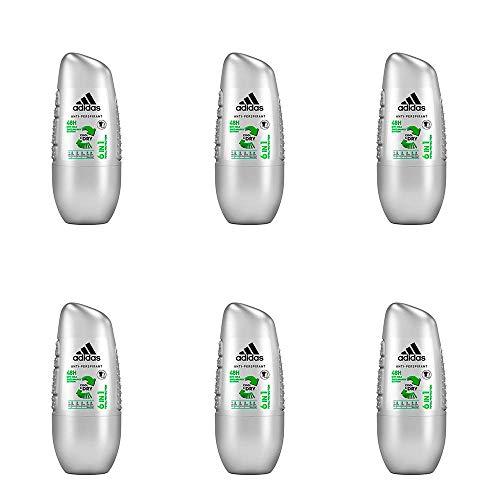 Adidas 6 In 1 Anti-Perspirant Desodorante Roll-On