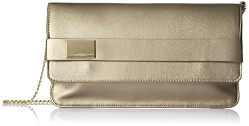 Caprese Women's Clutch (Bronze)  available at amazon for Rs.2050