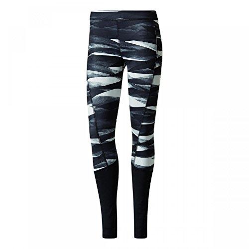 adidas Damen Techfit Base Print Long Tights, Print/Gretwo/Black, L Preisvergleich