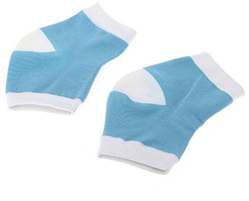 Gel Heel Socken / Protektoren für gerissene und trockene Haut