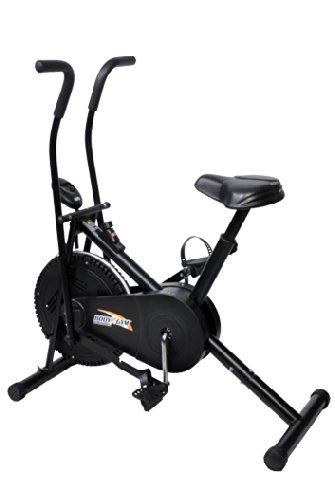 Body Gym Air Bike Bga 2001 Exercise Bike  available at amazon for Rs.7349