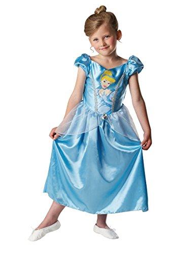 Cinderella Classic Big Print Kostüm, Größe S (Computer Kostüm Ideen)