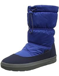 Crocs Ldgptshnypullon, Botas de Nieve para Mujer