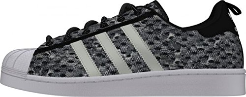 adidas Superstar GID, Baskets Basses Homme Vert