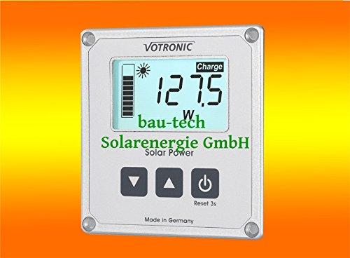 Votronic LCD Solar Computer S für Votronic Laderegler von bau-tech Solarenergie GmbH