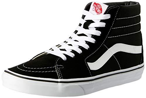 Vans Sk8-hi, Sneaker a Collo Alto Uomo, Nero (Black Vd5ib8c), 41 EU