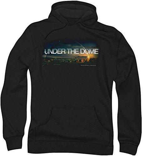 Under The Dome - Herren-Dome Key Art Hoodie, Medium, Black (Hoodie Dome)