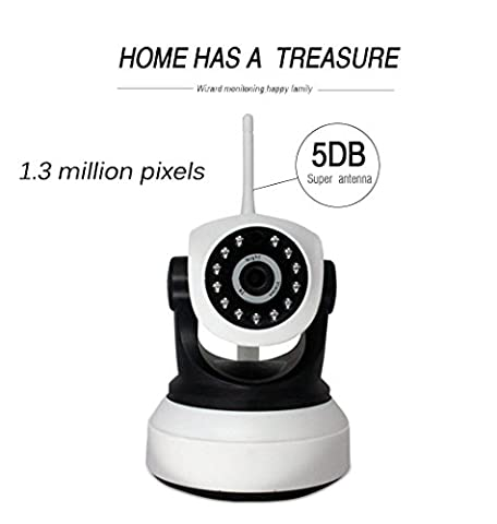 OutfitAlbum - Wifi Kamera Outdoor Wasserdichte Kamera Echtzeit-Video,Alarm,960P,Mobile ErkennungVideo aufnehmen
