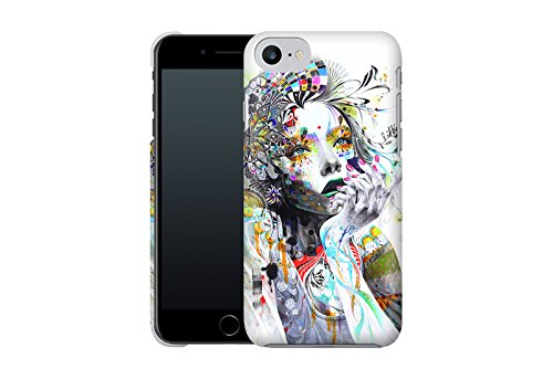 Handyhülle mit Designs für Sie: iPhone 7 Hülle / aus recyceltem PET / robuste Schutzhülle / Stylisches & umweltfreundliches iPhone 7 Case - Apple iPhone 7 Schutzhülle: Graphic 3 von Mareike Böhmer Circulation von Minjae Lee