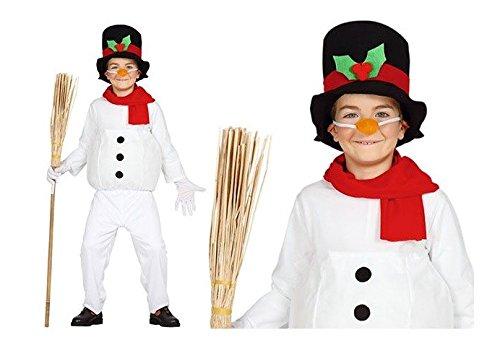 Tracht Puppe Schnee Kind 5-6 Jahre