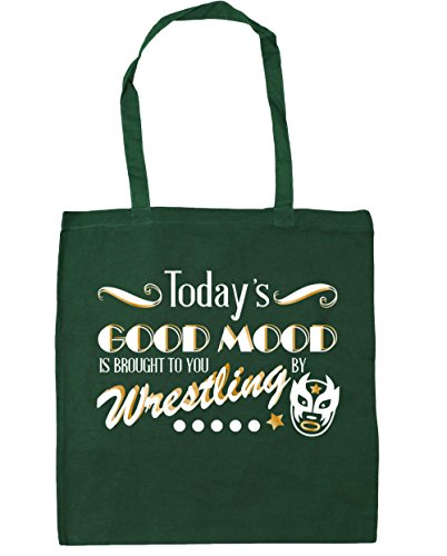 hippowarehouse-todays-good-mood-is-brought-to-you-by-wrestling-tote-shopping-gym-beach-bag-42cm-x38c