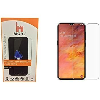 M.G.R.J® Tempered Glass Screen Protector for Samsung Galaxy M10 / Samsung Galaxy M20