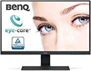 BenQ GW2780 27 Inch FHD 1080p Eye-Care LED Monitor, 1920x1080 Display, IPS ,Brightness Intelligence, Low Blue