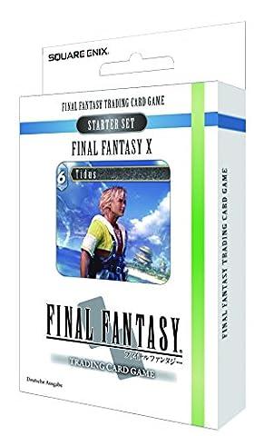 Square Enix SQX0006 - Final Fantasy X Starter Wind und Wasser (Spiel Des Jahres Liste)