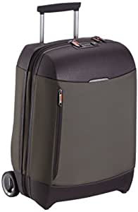 Samsonite Mallette ordinateur à roulettes Litesphere Mobile Office 50/18 27 Liters Marron (Earth Brown/Comet Maroon) 48271