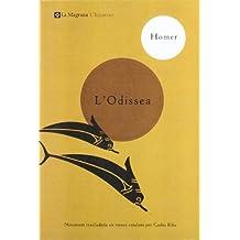L'odissea (CLÀSSICS GRÈCIA I RO)