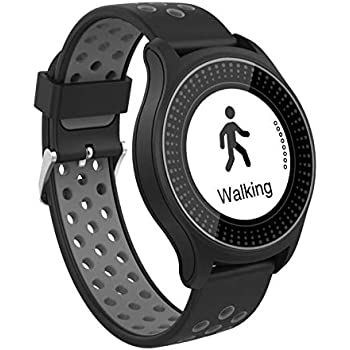 Weeplug Montre connectée GPS Cardio Explorer II - Bluetooth - Waterproof