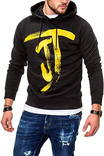 JACK & JONES Herren Hoodie Kapuzenpullover Sweatshirt (XL, Tap Shoe) -