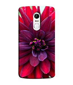 Fuson Designer Back Case Cover for Lenovo Vibe X3 (Flower Phool Garden Blooming Bagicha )