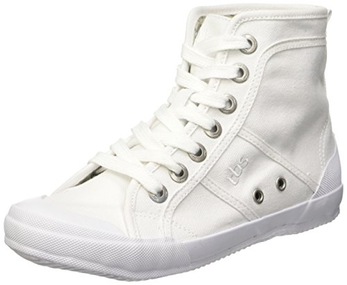 TBSObelia - Sneaker Donna, Bianco, 38