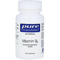 P5P50 E (aktiviertes Vitamin B6) 90 Kapseln pure encapsulations