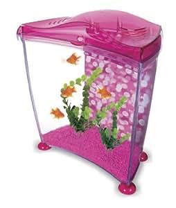 Marina - Cool - Aquarium - Rose - 21 l