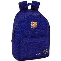 6dab083e14 FC Barcellona Blue Ufficiale zaino giovanile per portatile 14,1