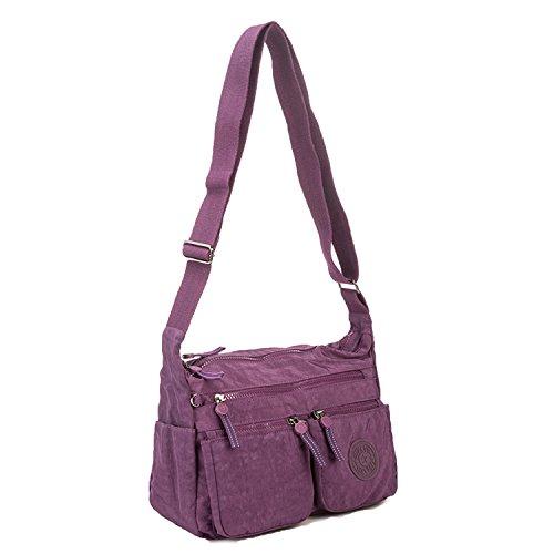 Foino borse a spalla moda borsello leggero borsa tracolla sacchetto donna scuola borsa sportiva borsetta vintage tasca design borse da viaggio messenger bag per sport