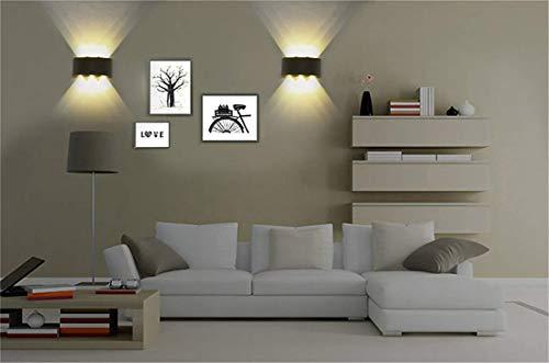 Kaday lampade da parete moderne w led applique da parete in
