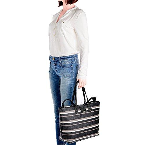 Shopping N17065 Donna LIU JO N17065 E0385 JO E0385 LIU nero 0xB8qXw