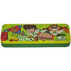 Ben 10 Pencil Box, Multi Color