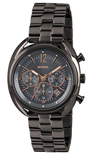 Breil orologio cronografo quarzo donna con cinturino in acciaio inox tw1678