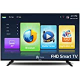 DETEL 80 cm (32 inches) DI32 SFA Full HD LED Smart TV ( Black) ( 2019 Model)