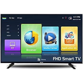 VU 80 cm HD Ready Smart LED TV 32OA: Amazon in: Electronics